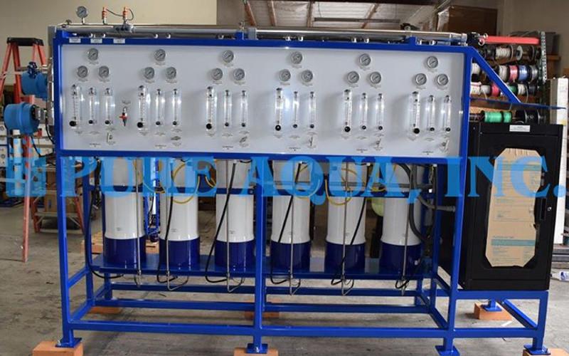 Electrodeionization System EDI 65,000 GPD - USA