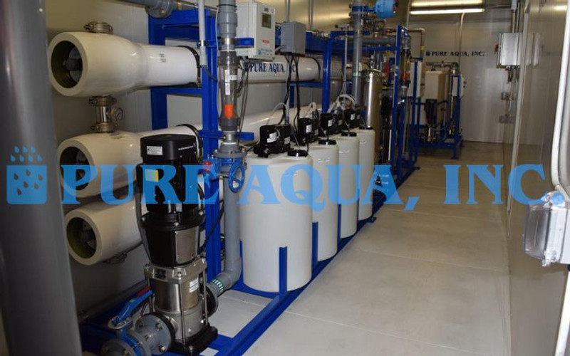 Reverse Osmosis for High Temperature Water Application in Africa