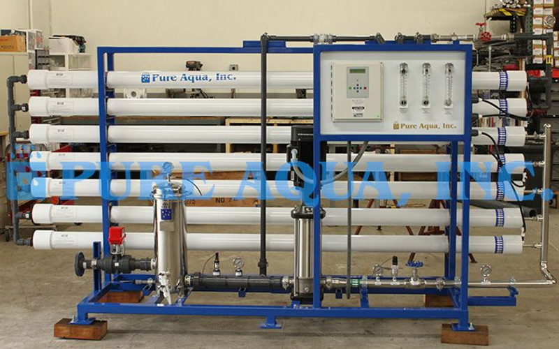 Commercial BWRO Plant for Drinking Water Application - Djibouti
