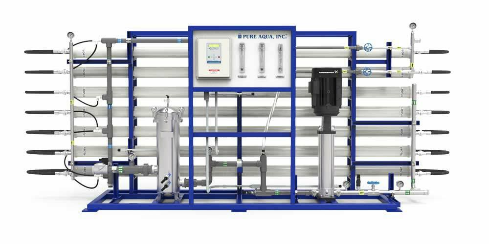 Commercial Brackish Water Reverse Osmosis BWRO Systems RO-300-Image1
