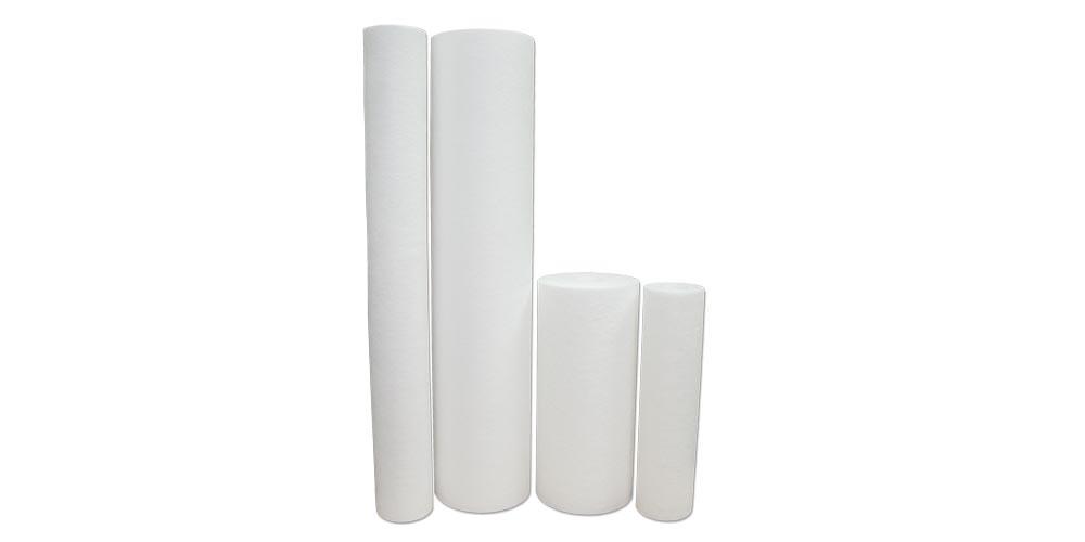 Spun Polypropylene Sediment Filter Cartridges
