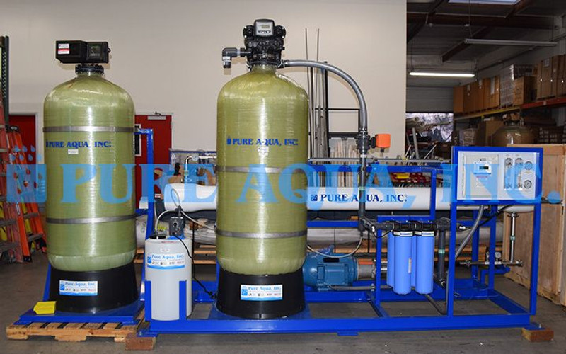 Commercial Seawater RO Equipment Singapore