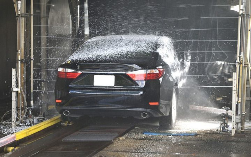 Water Treatment Systems For Car Wash & Spotless Rinse