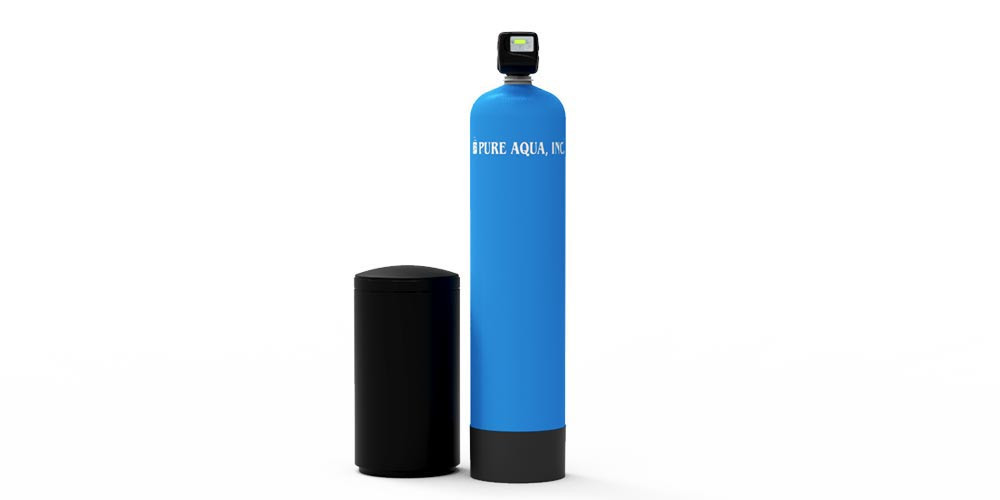 Commercial Water Softeners SF-300C with Clack Valve - image