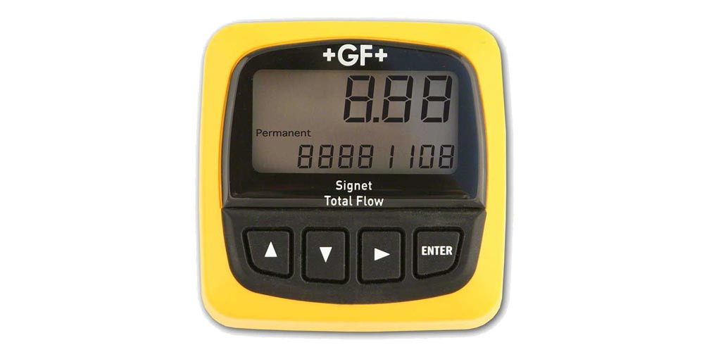 Signet 8150 Battery-Powered Transmitter