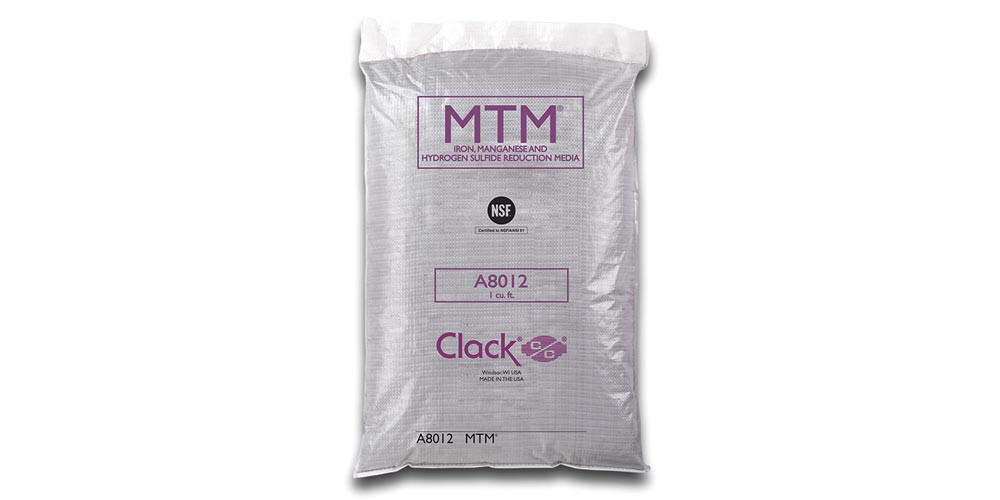 Clack MTM Filtration Media