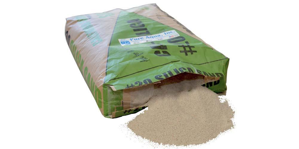 Pure Aqua Sand Filtration Media