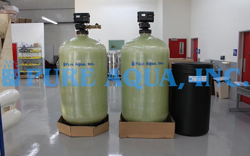 Water Softener Systems 2X 61200 GPD - South Africa