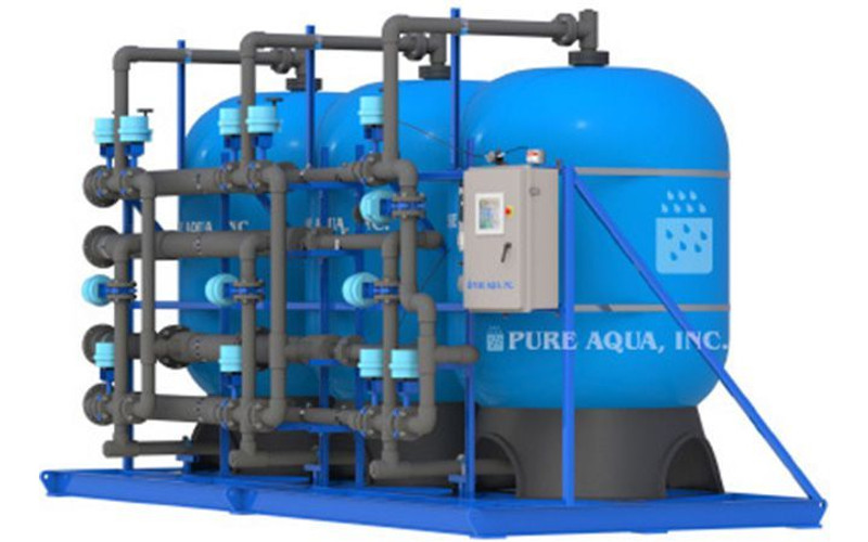Industrial Activated Carbon Water Filters