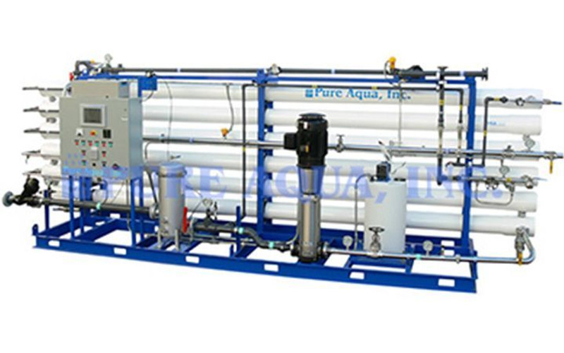 Double Pass Reverse Osmosis System DPRO