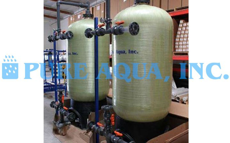 Commercial Multimedia Water Filters - Mauritius