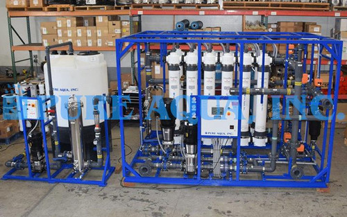 Industrial Ultrafiltration System USA