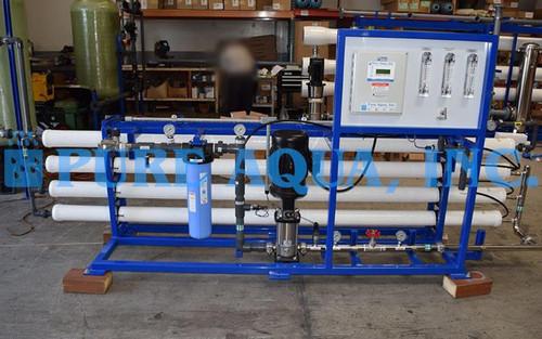 Nanofiltration Softening System Mexico