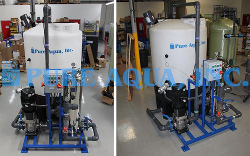 Membrane Cleaning System 200 GPM - USA