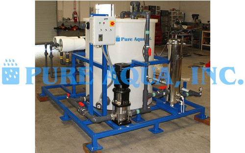 RO Cleaning System 80 GPM - USA