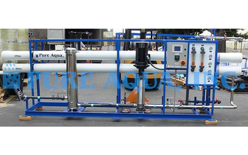 Industrial Brackish Water Reverse Osmosis Unit Algeria