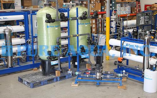 Industrial Brackish Reverse Osmosis Equipment Belize