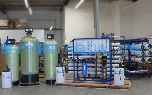 Water Treatment System Ghana