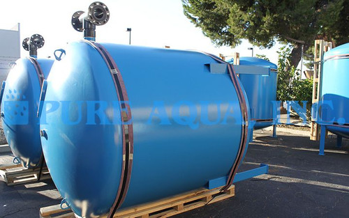 Industrial Water Filtration Equipment 2 X 283 GPM - Mexico