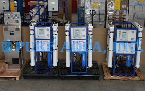 Reverse Osmosis Water Filter System Iraq
