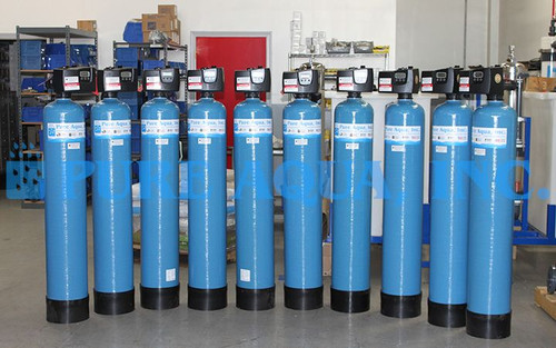 Multi Media Filters 10 x 5 GPM - Africa