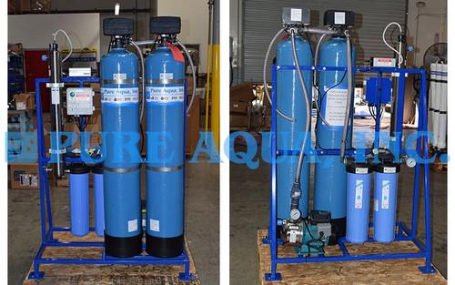 Rain Water Treatment 10 GPM - Mexico