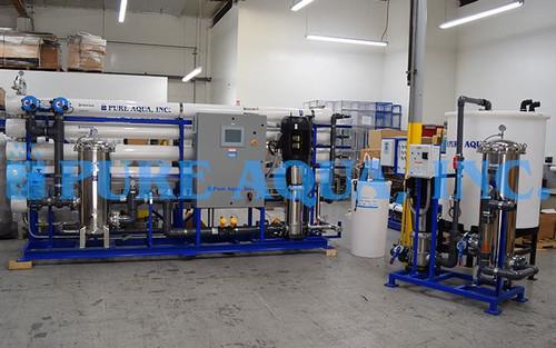Industrial Tap Water RO Unit Ecuador