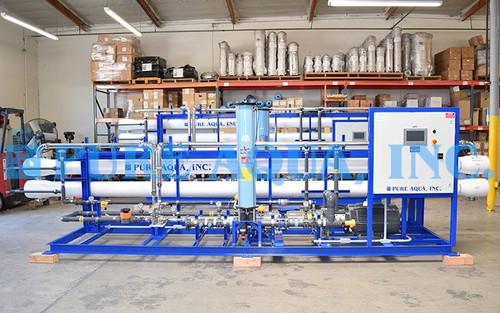 Seawater Reverse Osmosis Plant Maldives