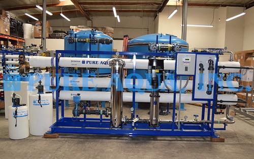 Industrial Brackish RO for Manufacturing Ecuador