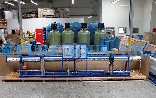 Reverse Osmosis Water Purification Mexico