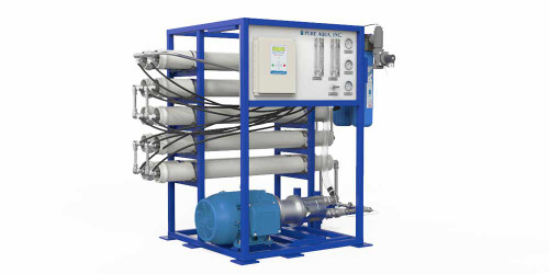 Commercial Seawater Reverse Osmosis Watermaker Systems SWC -Image1