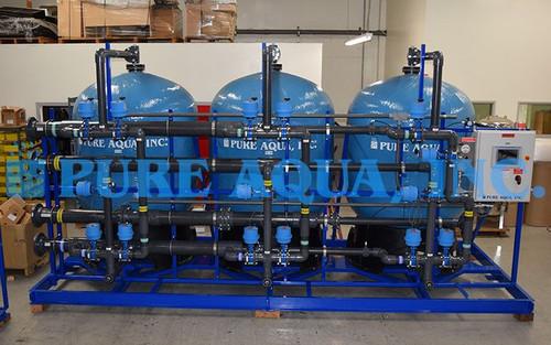 Media Filtration Skid 340 GPM - USA