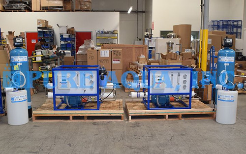 Commercial Seawater Reverse Osmosis Filters Peru