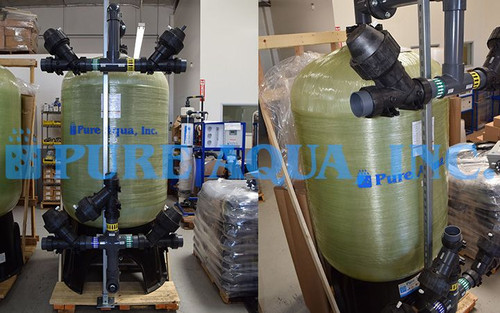 Seawater Media Filter 70 GPM - USA
