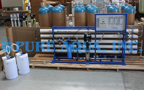 Commercial Reverse Osmosis System 22,000 GPD - USA
