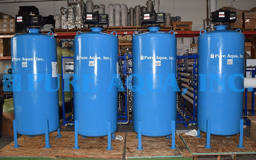 Commercial Filtration System for Iron and Turbidity Removaol Bangladesh