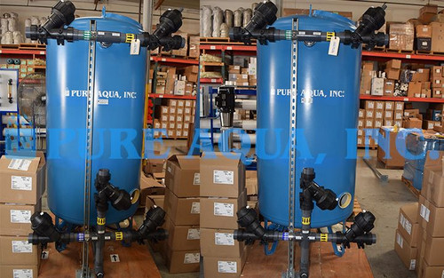 Activated Carbon Filtration System 80 GPM - Oman