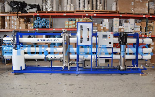 Industrial Reverse Osmosis Machine for Hotel (TDS Reduction) Oman
