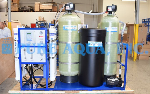 Commercial Reverse Osmosis Plant Saint Lucia