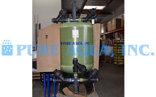 Activated Carbon Filter for Trihalomethanes THM 77 GPM - USA
