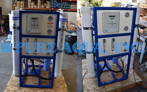 Commercial Reverse Osmosis System for Irrigation (SAR Reduction) USA