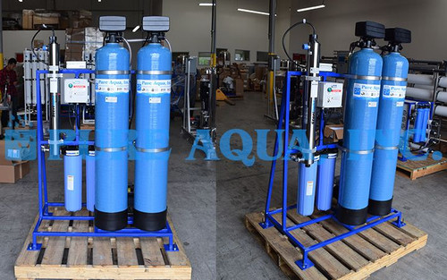 Commercial Filtration System for Rain Water 10 GPM - Mexico