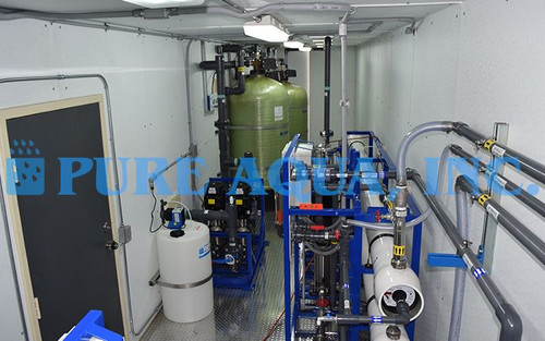 Mobile Reverse Osmosis System Nigeria