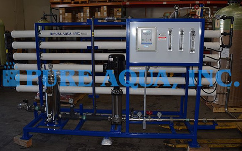 Boiler Feed Reverse Osmosis System USA
