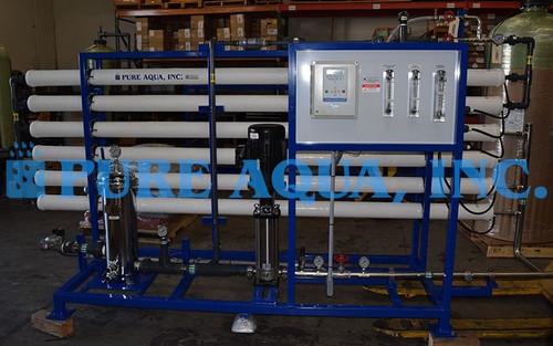 Boiler Feed Reverse Osmosis System USA