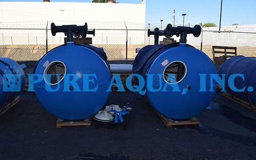 Duplex Industrial Multi Layer Filtration System USA