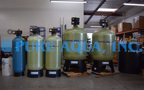 Commercial Filtration System for Metals Reduction Guatemala