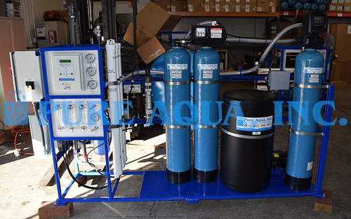 Reverse Osmosis System/ Manual Deionizing Ion Exchange USA