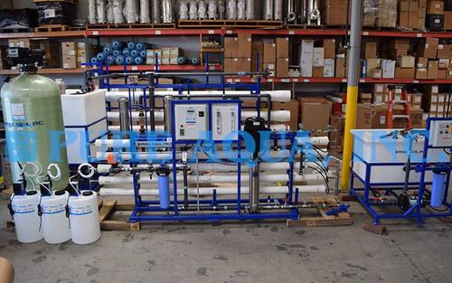 High Brackish RO Plant for Irrigation 10,000 GPD - USA