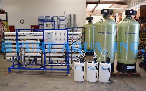 Reverse Osmosis for Fluoride Removal Djibouti